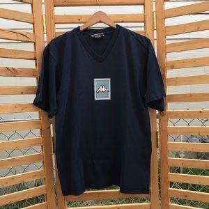 Vintage Kappa V-neck Shirt